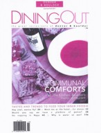 Dining Out, Summer/Fall 2011