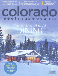 Colorado Meetings + Events, Winter 2011/2012