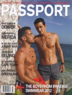 Passport, March 2012 {Local Table Tours & Hotel Teatro}