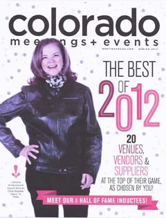 Colorado Meetings + Events, Spring 2012 {C Lazy U & Local Table Tours}
