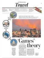 Washington Post, April 2012 {Kevin Taylor Restaurant Group & Fluff* Bar}