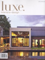 Luxe Interiors + Design, Spring 2012 {Restaurant Kevin Taylor}