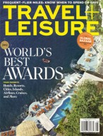 Travel + Leisure, August 2012 {Hotel Teatro}
