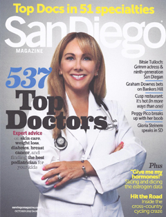 San Diego Magazine, October 2012 {The Outlook Lodge}