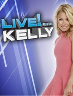 """Live with Kelly!,"" 2012 {C Lazy U}"