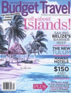Budget Travel, November/December 2012 {The Outlook Lodge}