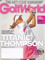 Golf World, September 2011