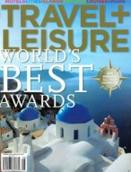 Travel + Leisure, August 2011