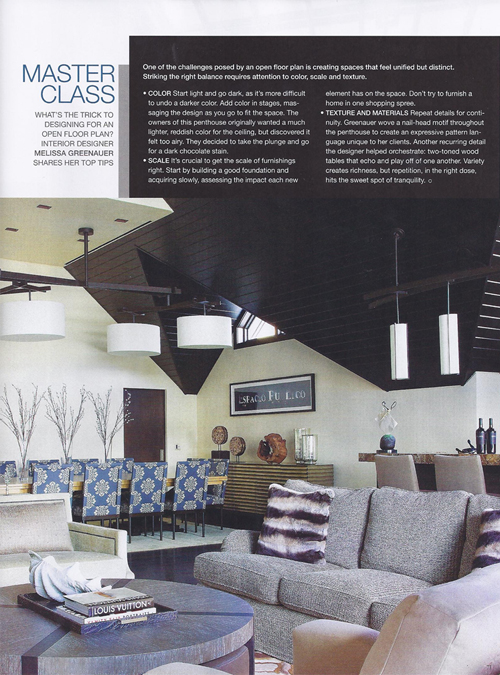 Mountain Living, January 2012 {Solaris}