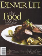 Denver Life, March/April 2012 {Hotel Teatro & Kevin Taylor Restaurant Group}