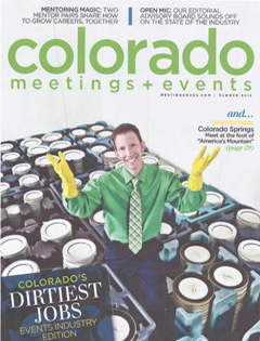 Colorado Meetings + Events, Summer 2012 {Hotel Teatro, St Julien Hotel & Spa, C Lazy U and Kevin Taylor Restaurant Group}