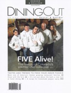 Dining Out, Summer 2012 {St Julien Hotel & Spa, Hotel Teatro & Kevin Taylor Restaurant Group}