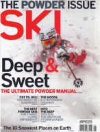 Ski Magazine, Jan. 2013 {Solaris}
