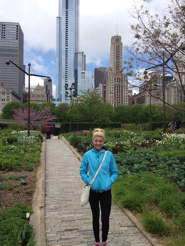 Traveling in Chicago
