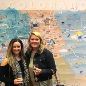B Public Relations Colorado Governor's Tourism Conference