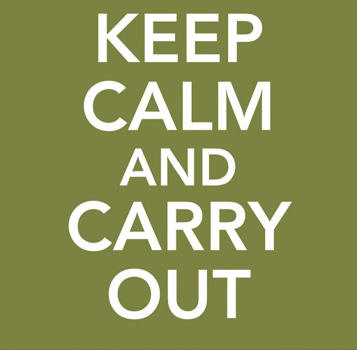 COVID-19: How can you help? Keep calm and carry out (or order delivery!)
